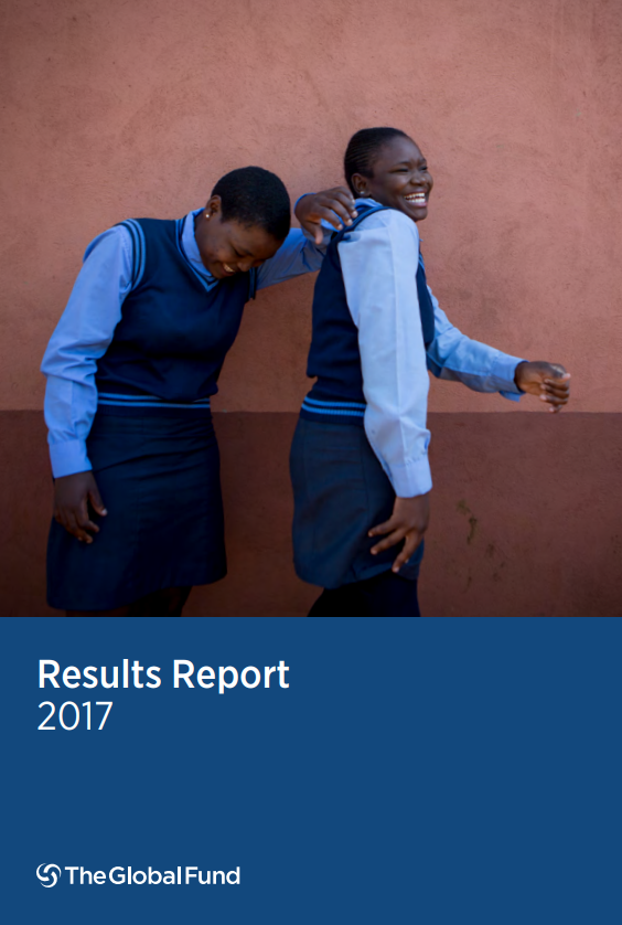 The Global Fund Results Report 2017